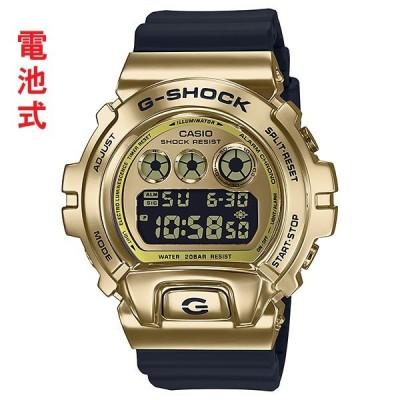 G-SHOCK Gショック ジーショック CASIO カシオ デジタル メンズ 腕時計 GM-6900G-9JF 国内正規品 刻印対応、有料