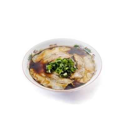 京丹後市 ふるさと納税 丹後黒醤油ラーメン(3人前) 麺倶楽亭