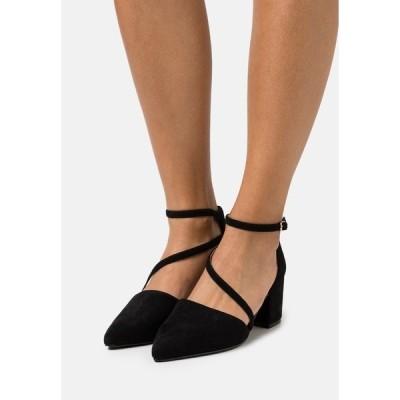 ブランコ ヒール レディース シューズ BIADIVIVED STRAP  - Classic heels - black