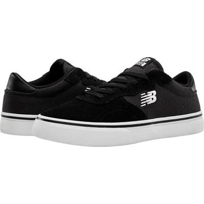 New Balance Numeric All Coasts 232 メンズ スニーカー 靴 シューズ Black/White 1
