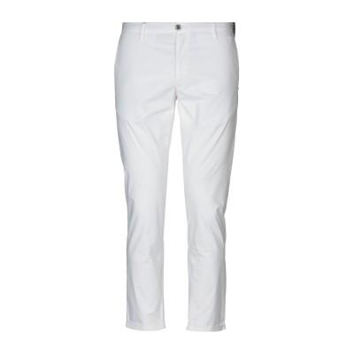 アティピコ AT.P.CO パンツ ホワイト 50 コットン 97% / ポリウレタン 3% パンツ