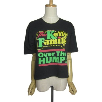 tシャツ The Kelly Family ツアーTシャツ プリントTシャツ バンドTシャツ サイズM