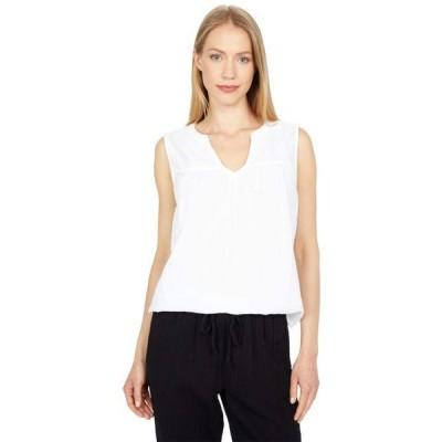 デイランバイトゥルーグリット レディース 服 シャツ/トップス Solid Chelsea Gauze Taylor Shirt-Tail Tank