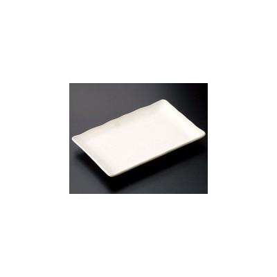 和食器錆ボカシ7.0長角皿/大きさ・21×13.4×2.5cm