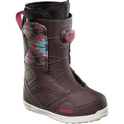 サーティーツー ThirtyTwo レディース スキー・スノーボード ブーツ シューズ・靴 STW BOA Snowboard Boot Brown