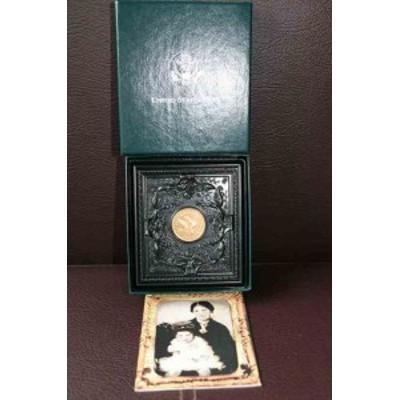 金貨 銀貨 硬貨 シルバー ゴールド アンティークコイン 1995年の南北戦争のコインセットが元の政府のパッケージに 1995 Civil War C