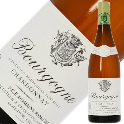 白ワイン フランス ブルゴーニュ ドメーヌ ラモネ ブルゴーニュ ブラン 2008 750ml