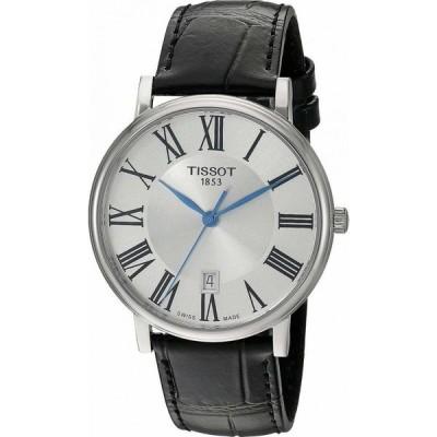 ティソ Tissot メンズ 腕時計 Carson Premium - T1224101603300 Black