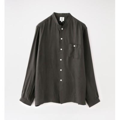 【ラブレス/LOVELESS】 【the conspires】MEN cp stand collar long sleeve shirt 20S102