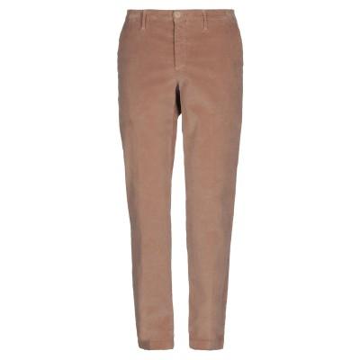 LIU •JO MAN パンツ キャメル 40 コットン 98% / ポリウレタン 2% パンツ