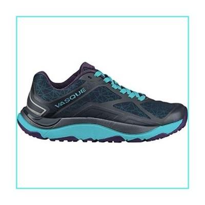 【新品】Vasque Women's Trailbender II Trail Running Shoes Ebony/Bluebird 9 M(並行輸入品)