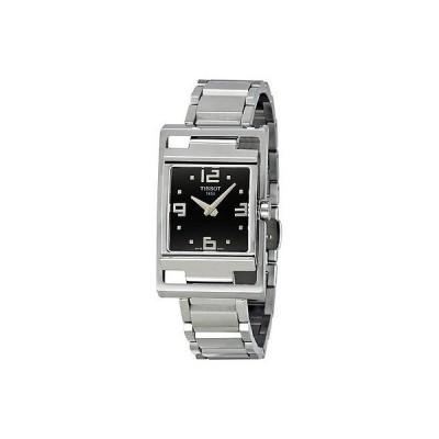 ティソット 腕時計 Tissot My-T オープン スチール パール調 ダイヤル レディース 腕時計 T0323091105700