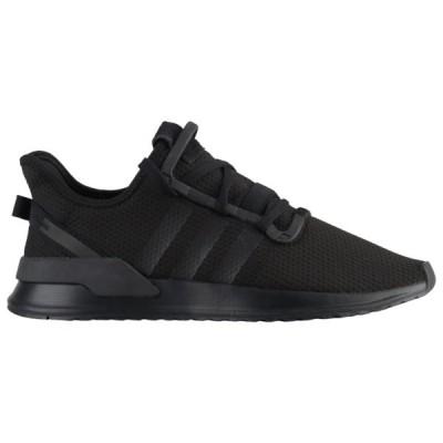 アディダス オリジナルス メンズ adidas Originals U_Path Run スニーカー Black/Black/White