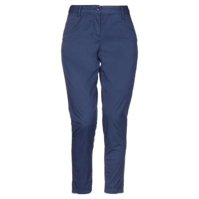 WHITE SAND 88 パンツ ブルー 38 コットン 97% / ポリウレタン® 3% パンツ