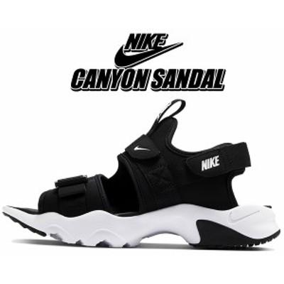【ナイキ キャニオン サンダル メンズ】NIKE CANYON SANDAL black/white-black ci8797-002 スニーカー サンダル スポーツ