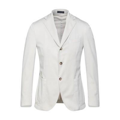 FUTURO テーラードジャケット ベージュ 44 コットン 97% / ポリウレタン 3% テーラードジャケット