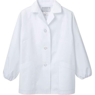 調理衣 1-401 レディース 長袖 エコ商品 厨房白衣 厨房服 調理服 板前服 飲食 和食 住商モンブラン