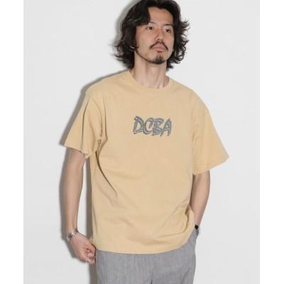 URBAN RESEARCH Sonny Label / DCBA 20 DCBA PRINT SHORT-SLEEVE MEN トップス > Tシャツ/カットソー