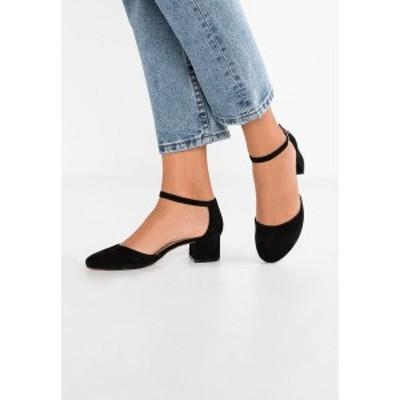 アンナフィールド レディース ヒール シューズ LEATHER CLASSIC HEELS - Classic heels - black black