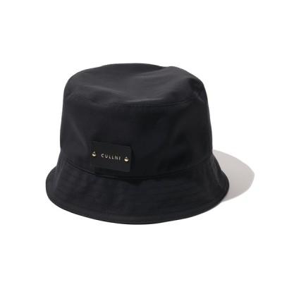 anlio / 2021春夏 レザーパッチハット MEN 帽子 > ハット