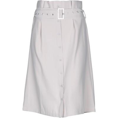 NA-KD 7分丈スカート ベージュ 38 ポリエステル 100% 7分丈スカート