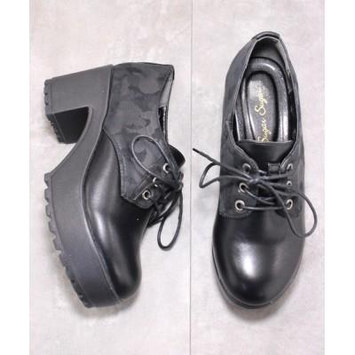 Parade ワシントン靴店 / 【厚底】レースアップシューズ 4205 WOMEN シューズ > ドレスシューズ