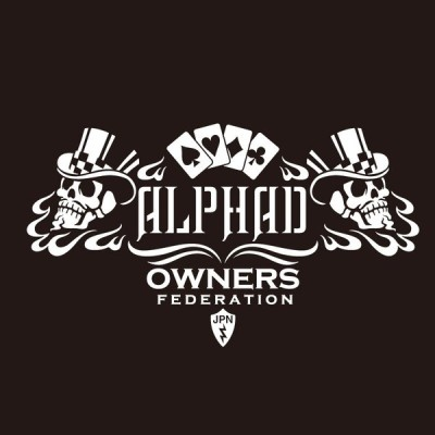 カッティングステッカー トヨタ(TOYOTA)アルファード ALPHARD cardskull 車 カー ステッカー アクセサリー シール ガラス[◆]