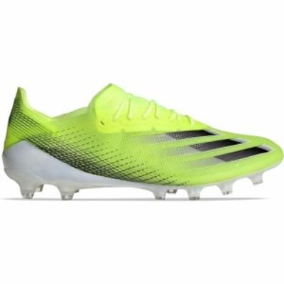 アディダス adidas メンズ サッカー ブーツ シューズ・靴 Adidas X Ghosted .1 Ag Football Boots SolYellow/Blue