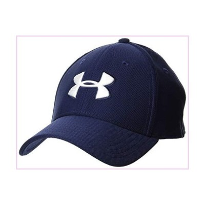 Under Armour Men's Blitzing 3.0 Cap , Midnight Navy (410)/White , Medium/Large■並行輸入品■
