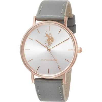 [ユーエスポロアッスン] 腕時計 US-1F-SIGB レディース 正規輸入品 グレー