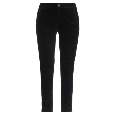 KAOS JEANS パンツ ブラック 25 コットン 98% / ポリウレタン 2% パンツ