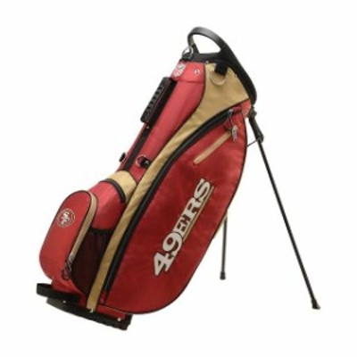 Wilson ウィルソン スポーツ用品  Wilson San Francisco 49ers Carry Golf Bag