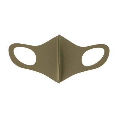 100周年記念 3Dマスク Mサイズ カーキ M