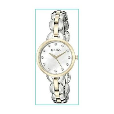 [ブローバ]Bulova 腕時計 98L208 レディース [並行輸入品]【並行輸入品】