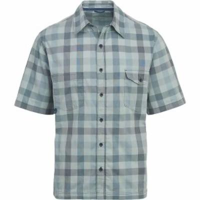 ウールリッチ Woolrich メンズ 半袖シャツ トップス Performance Modern Shirt Dusk