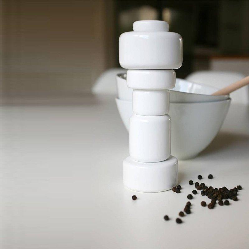 櫸木椒鹽研磨罐 | MUUTO