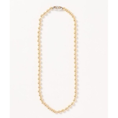 Omekashi / Lara Ball necklace -ボールネックレス- WOMEN アクセサリー > ネックレス