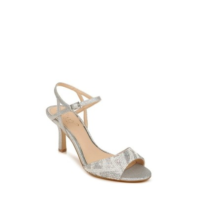 ジュウェルダグレイミシュカ サンダル シューズ レディース Fawna Embellished Sandal Silver Glitter