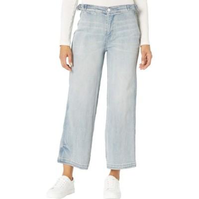 カーヴデザイン Carve Designs レディース ジーンズ・デニム ワイドパンツ ボトムス・パンツ Portland Wide Leg Jeans Light Vintage
