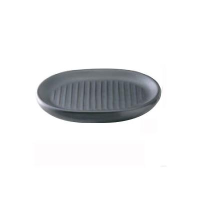 陶板 遠赤 ミニ 陶板焼 小判型(21191)