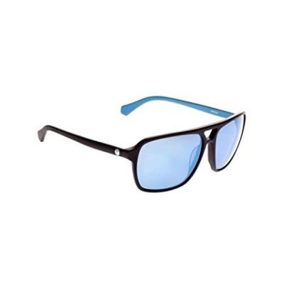 サーフィン Dragon Alliance Matte BlackBlueSky Blue Ion Passport Sunglasses