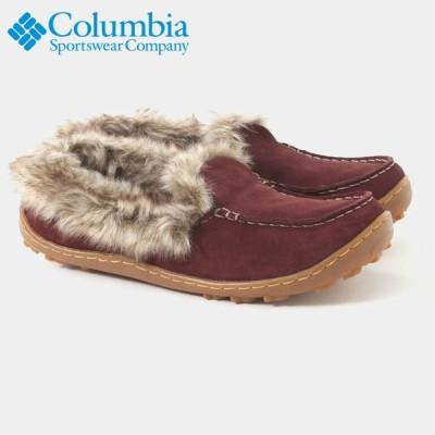 Columbia コロンビア ミンクス オムニヒート BL5962 レディース 3カラー スリッポン シューズ 防寒 Minx Omni-Heat