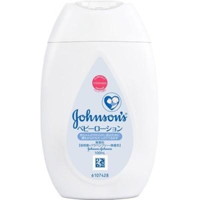 ジョンソン ベビーローション 無香料 (100ml)