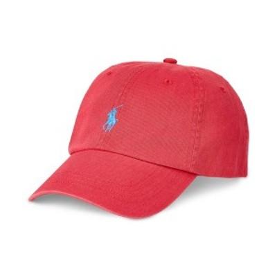 ラルフローレン メンズ 帽子 アクセサリー Core Classic Sport Cap Nantucket Red