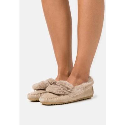 アンナフィールド レディース 靴 シューズ LEATHER - Slippers - beige