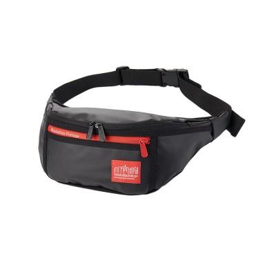 【カバンのセレクション】 マンハッタンポーテージ ボディバッグ ウエストバッグ メンズ 横型 防水 Manhattan Portage mp1101tckrtpe ユニセックス ブラック系1 フリー Bag&Luggage SELECTION
