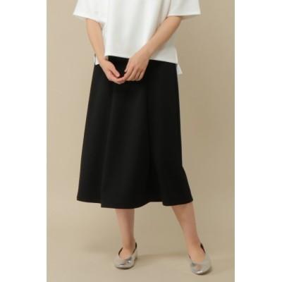【イッカ/ikka】 パネルAラインスカート