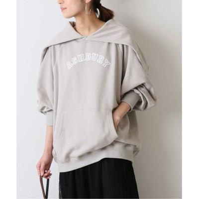 【スピック&スパン】 MAKE NEW CLOTHES ラビットフードパーカー◆ レディース ベージュ フリー Spick & Span