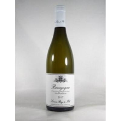 【シモン ビーズ】 ブルゴーニュ ブラン レ ペリエール [2017] 750ml 白 【Simon BIZE】Bourgogne Blanc Les Perrieres