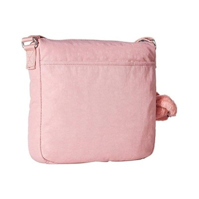 Kipling SEBASTIAN Medium crossbody bag in STRWBRYPKT『海外取寄せ品』